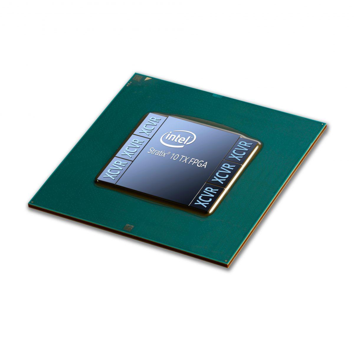 Intel FPGA Hits its Stride
