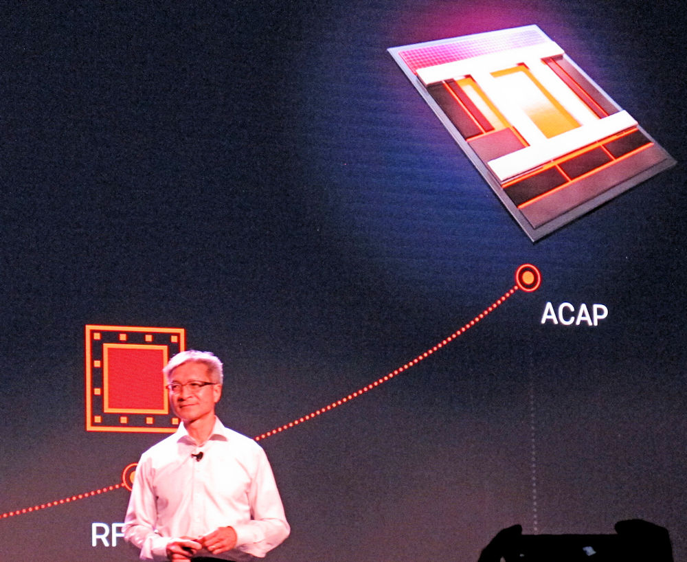 "Why does Xilinx say That its New 7nm Versal ""ACAP"" isn't an FPGA"
