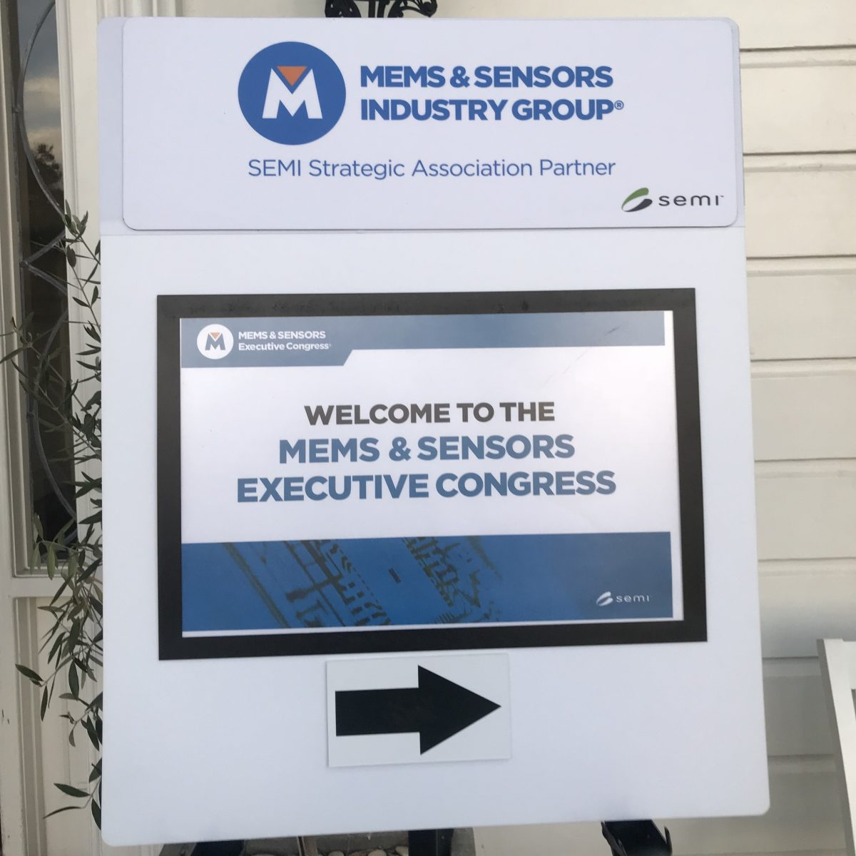 Follow EE Journal's Live Coverage of the MEMS and Sensors Executive Congress