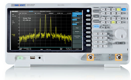 A Tale of Two Spectrum Analyzers – EEJournal