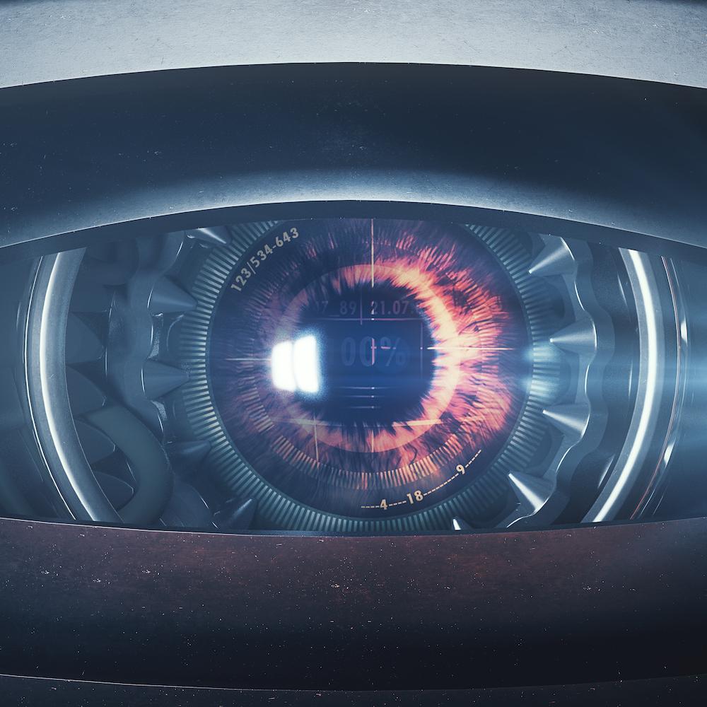 Smart Sensor Sees in 3D