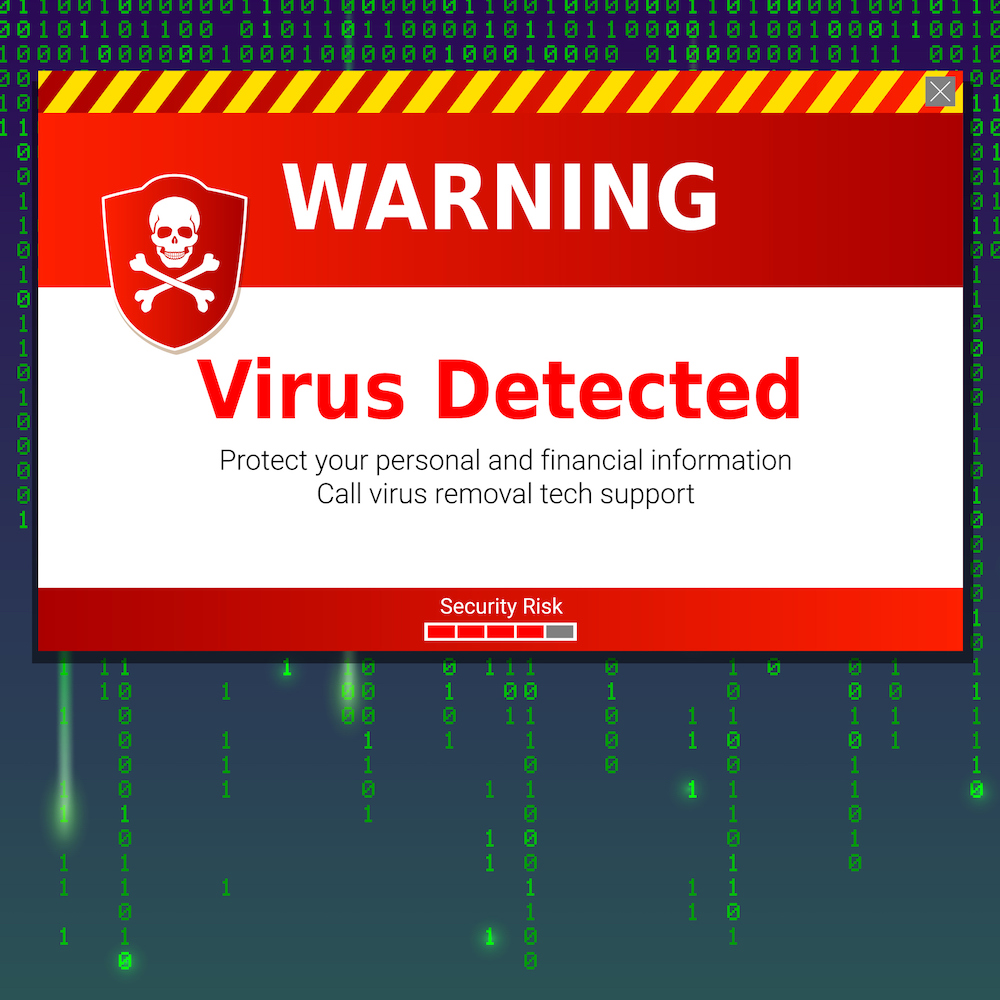 How to Stop an Embedded Virus