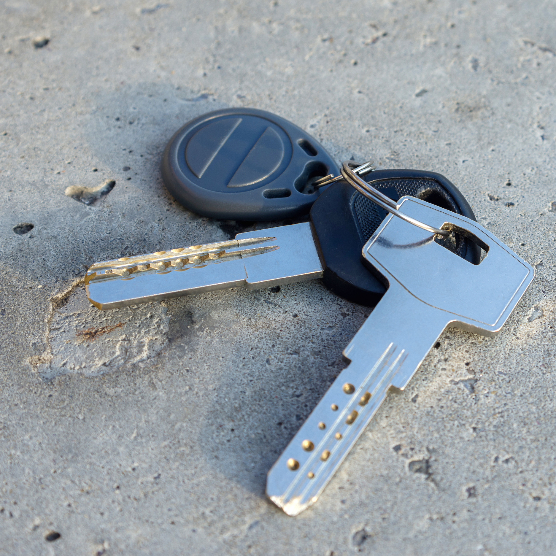 Find Your Keys in Nothing Flat