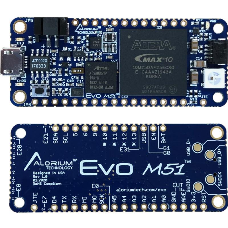 FPGA-Based Arduino Clones on Steroids