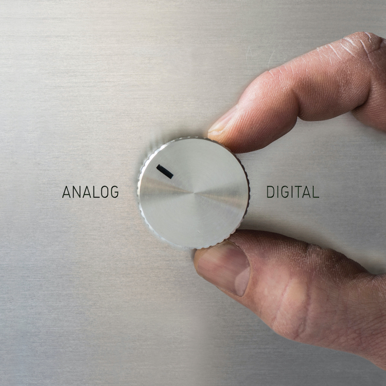 The World According to Analog: Why Our Digital Futures Depend on Analog