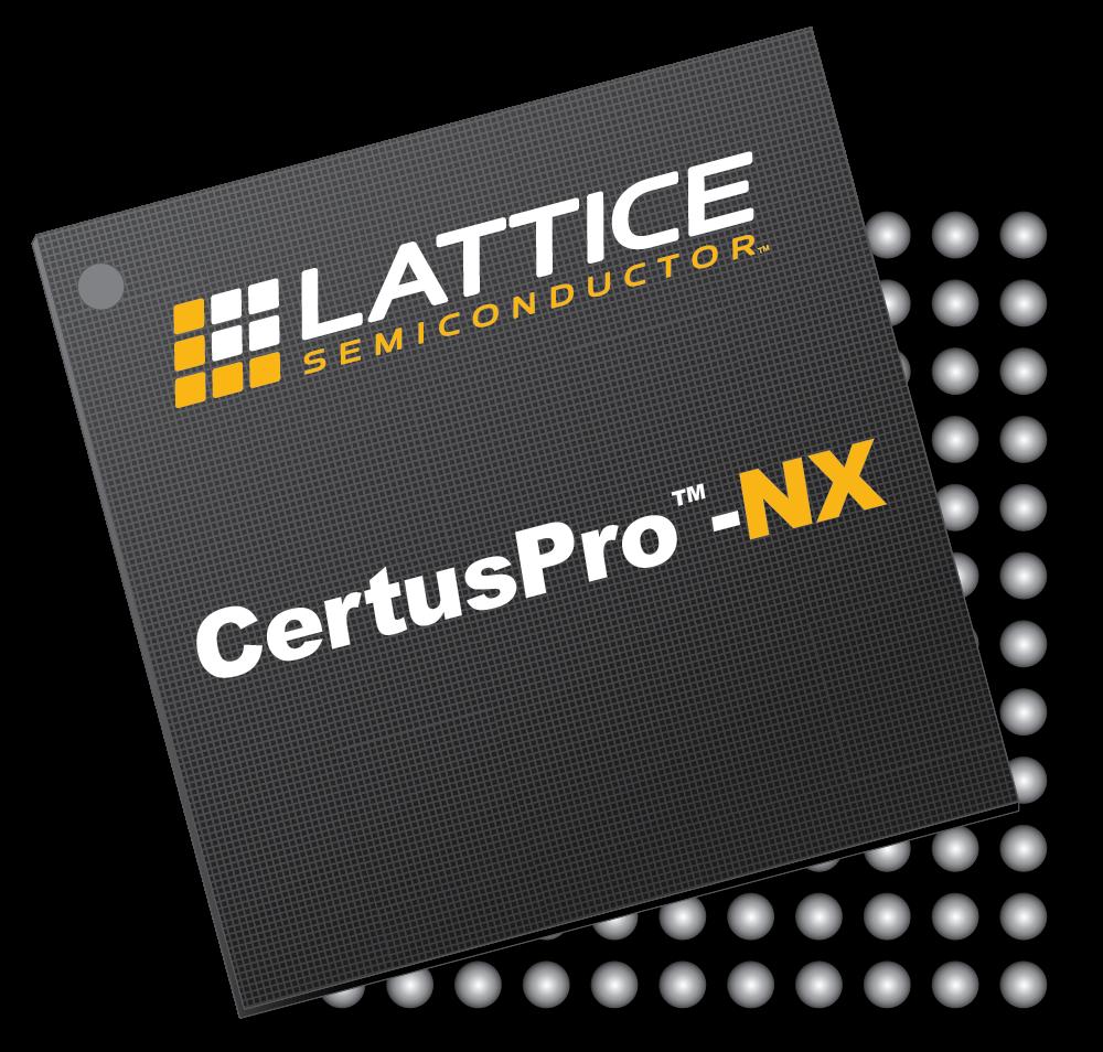 Lattice Launches CertusPro-NX