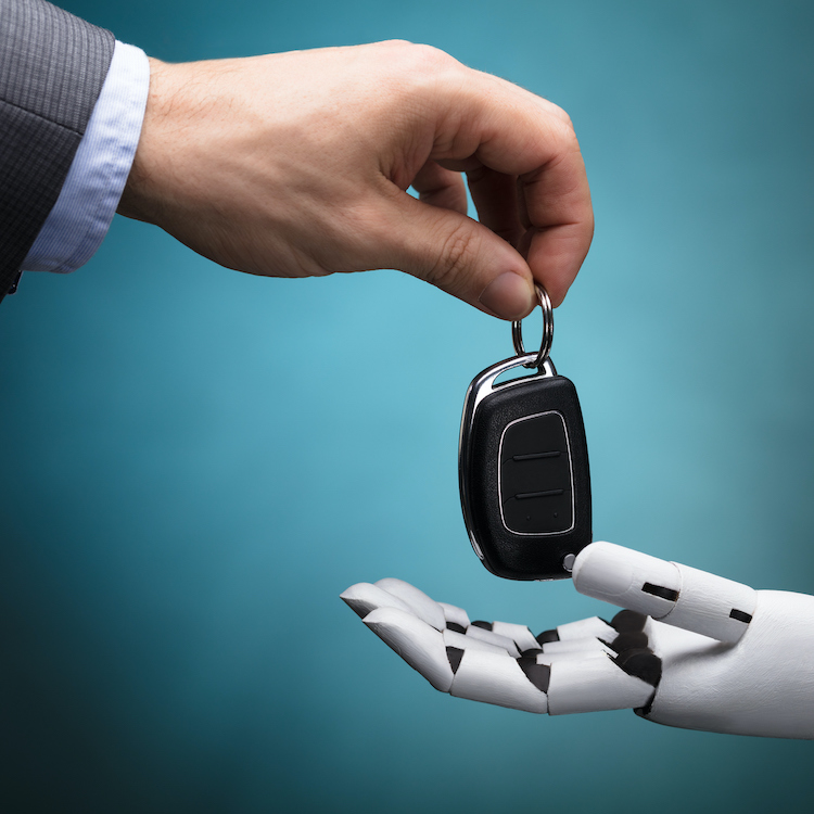 Better than a Human Driver: Trusted Electronics and Functional Safety