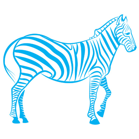 I See Zebus and Zebras Everywhere!