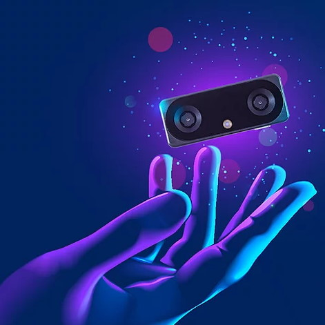 Watch Out! It's the Smallest Stereo Camera in the World!