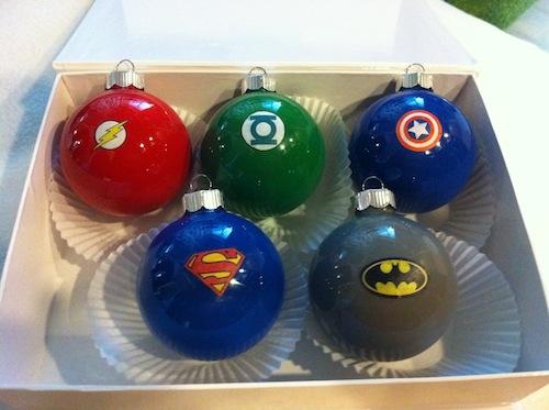 Geek Christmas Ornaments.12 Geeky Handmade Christmas Ornaments Eejournal
