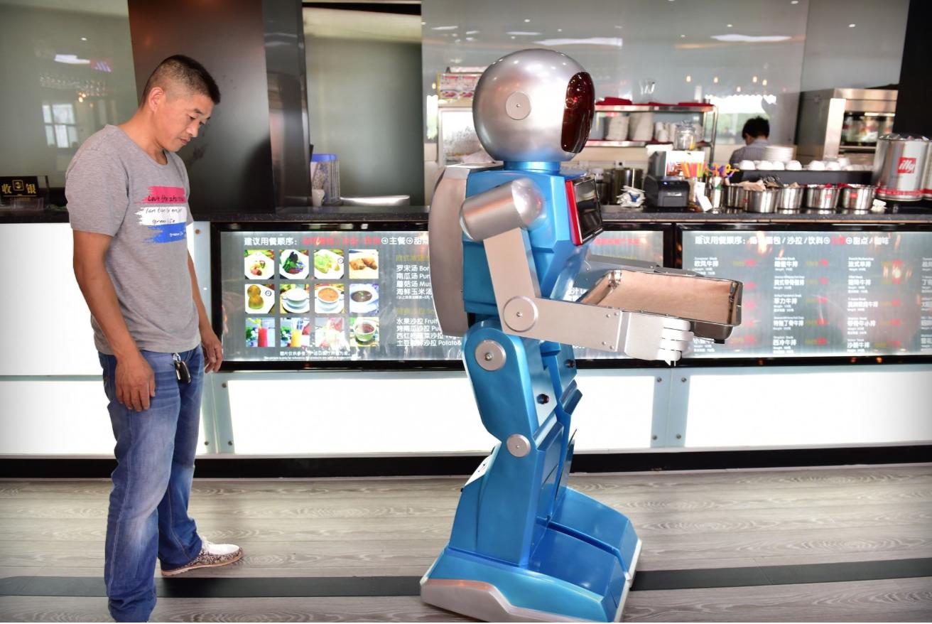 Institute of robotics and mechatronics